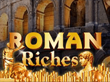 Бесплатный автомат Roman Riches