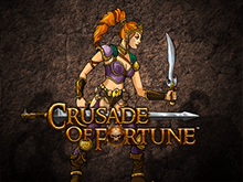 Игровой автомат Crusade Of Fortune в Вулкан 24